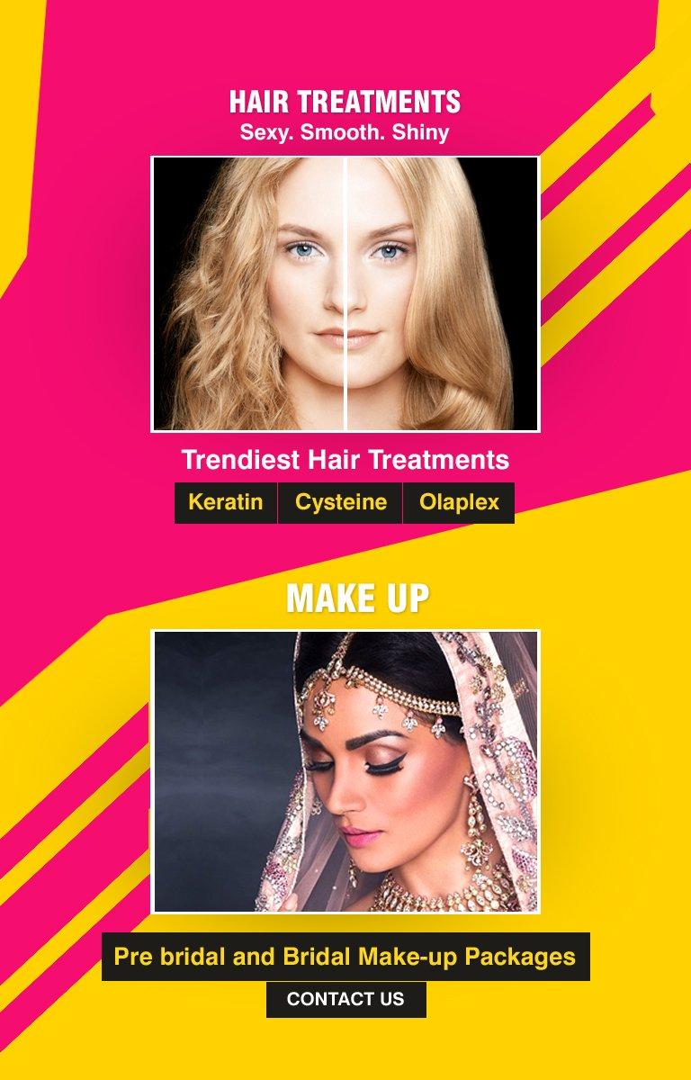 Best Hair Salon in Mumbai, Celebrity Hair Stylist/Hair cutting