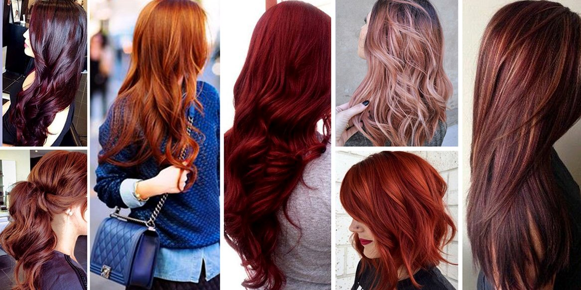 Bright Copper Hair Color